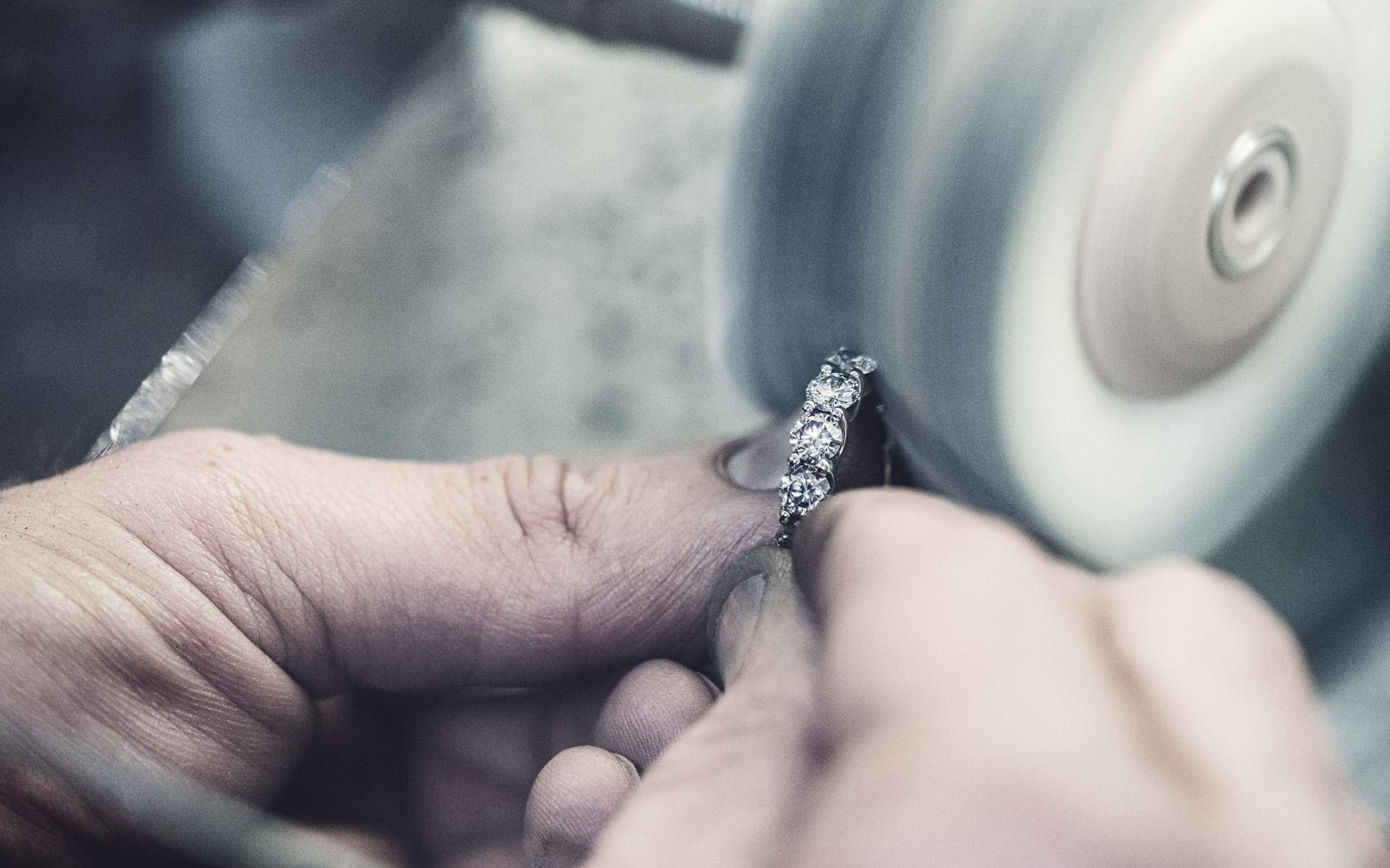 Restauro gioielli